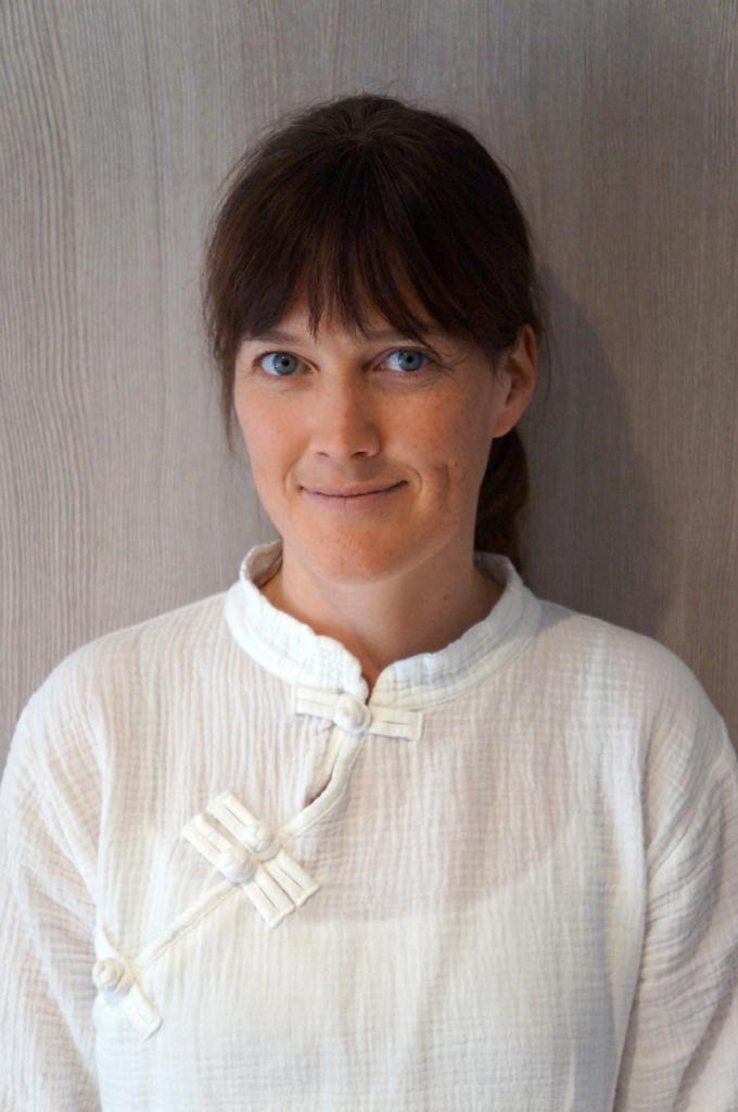 Nathalie Wainman praticienne shiatsu